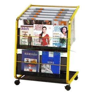 可拆式书架,L650*W400*H900, 喷塑