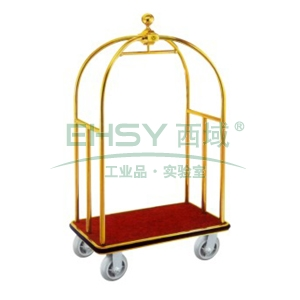 小金项行李车,L1095*W655*H1900,钛金 单位:个