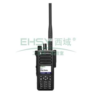 防爆数字对讲机,本安型,IP57防护标准,NNTN8129 2300mAH,1000信道