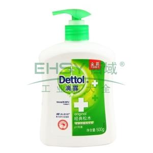 滴露(Dettol)洗手液500毫升/瓶