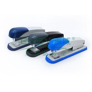晨光 M&G 经典办公订书机 ABS91632 装订能力20页 (灰、蓝、紫,颜色随机)