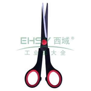 晨光 M&G 办公剪刀 ASS91306 全长174mm (蓝、红、黄,颜色随机)