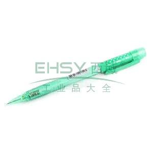 派通自动铅笔,0.5mm AX105C绿色笔杆