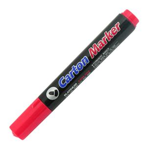 白金 CPM-200 记号笔 红色