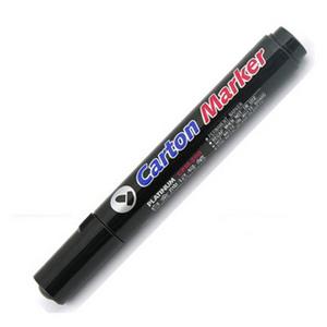 白金 CPM-200 记号笔(黑色,10支/盒)