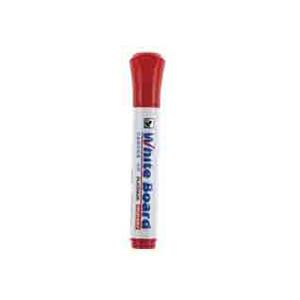 白金 WB-22白板笔(红色)