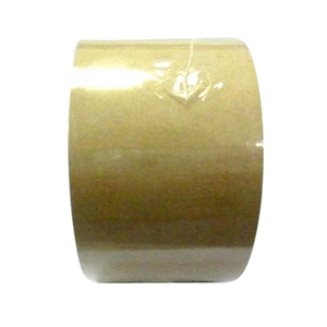 北极熊 KT-003 牛皮纸胶带 60MM*25Y 土棕色