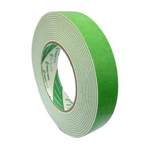 北极熊 SP-012 泡棉胶带 24MM*5M 绿色 粘性强适合挂重物