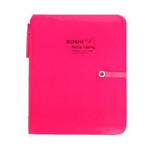 博士 D3696-P 博士多功能笔记本 36K  105mmX143mmX96张
