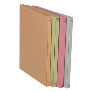东迅 DX-FF29 纸质2孔装订文件夹 A4  5个/包 蓝色