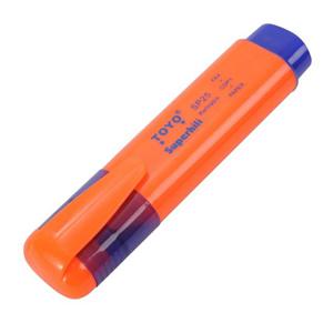 TOYO东洋 SP25荧光笔(桔色,10支/盒)