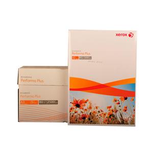 施乐/XEROX Performa Plus金美 复印纸 A4 80G 5包/箱