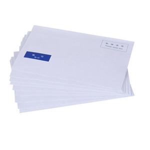 国产 C6 国际航空信封  10个/包  3号 白色