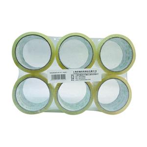 环球  透明封箱带 4.8cm*40Y 透明色
