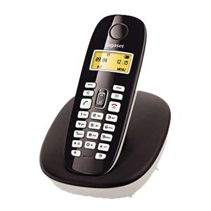 集怡嘉 A680 电话机 卡布奇诺黑色 卡布奇诺黑色