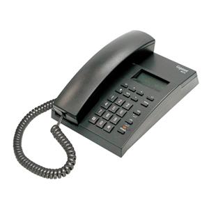集怡嘉 HCD8000(3)P/TSD 825 电话机   黑色
