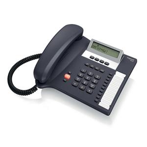 集怡嘉 HCD8000(6)P/T SD 5020 电话机   黑色
