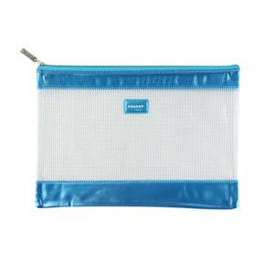 金得利 网格袋, 拉链袋200mm*148mm FB8002 单个