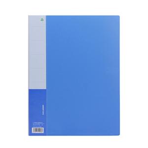 金得利 CF100  资料册 A4 100页资料册 蓝色