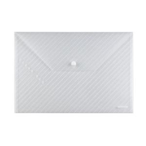 金得利 FB330 文件袋   文件套 透明白色