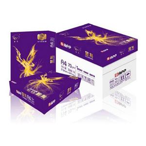 金鸟  超质感复印纸 (500页/包 5包/箱) A4 70G