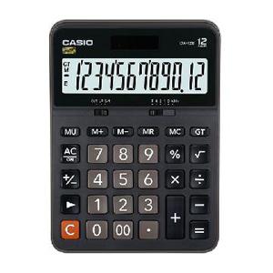 卡西欧 DX-12B 常规计算器  黑色