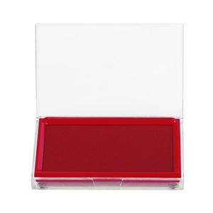 立信 快干印台LX231-R 红色
