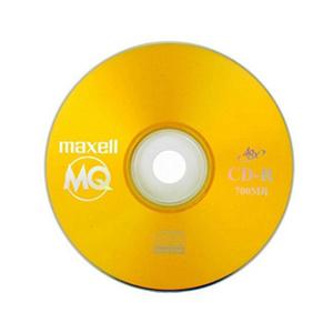 麦克赛尔 CD-R 光盘 700MB/48X(单片装)