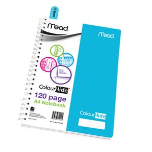 美德  M1716199-BE ColorHidePP面螺旋本  A4 120页