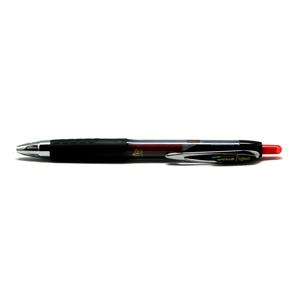 三菱 0.5按擎式双珠水笔/啫哩笔(UMN-207,红色,12支/盒)