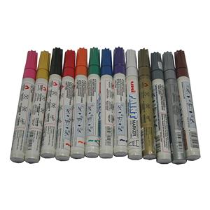 三菱 粗头油漆笔PX-20(兰色,12支/盒)