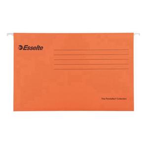 易达 393119 吊式文件袋 FC 橙色