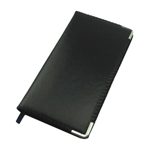 毅力达 48K 100页仿皮笔记本MA-1206(黑色)