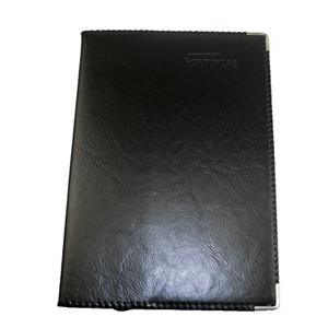 毅力达 16K 100页仿皮笔记本MA-1209(黑色)