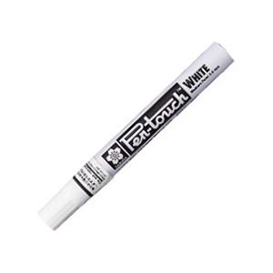 樱花 2.0mm油漆笔42500(白色,12支/盒)