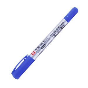 樱花 双头油性记号笔XYKT36-44102(12支/盒)蓝色