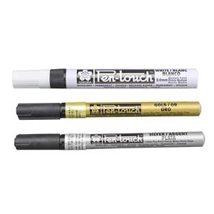 樱花 2.0mm油漆笔41502(银色,12支/盒)