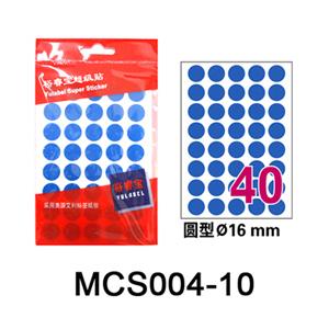裕睿宝 超级贴,(40个/张,10张/本)MCS004单位:包