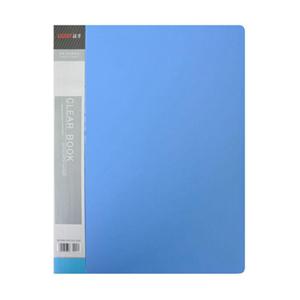 远生 资料册, A4 10页 蓝色 US-10A 单个
