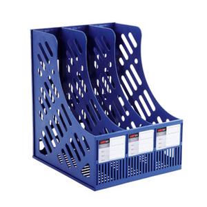 远生 三格组合资料架,US-618 蓝 单个