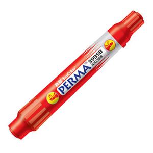 真彩 双头记号笔3995B(12支/盒)红色