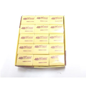 真彩 4B美术专用橡皮4310(30块/盒)