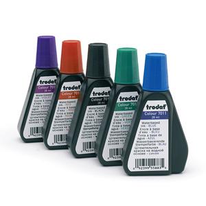 卓达 回墨印印油,28ML 绿色 7011 单瓶