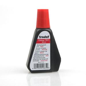 卓达 回墨印印油7011(红色)
