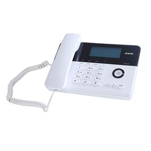 步步高 HCD007(218)TSD 电话机 典雅白色