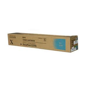 富士施乐 CT201165 墨粉 12000页 青色