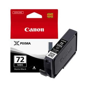佳能 PGI-72 MBK 亚光黑色墨盒