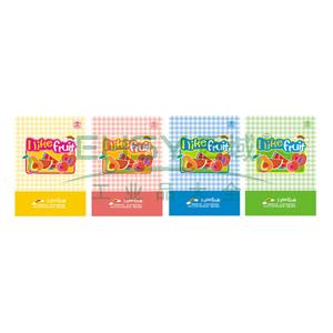 齐心 C16040-2 我爱水果系列卡通软抄本B5 颜色随机