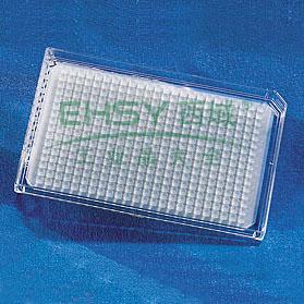 384孔自动硅胶盖、带角缺口,25个/包