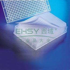 384孔板,方型,V型底,PP材质,深孔,未灭菌,10个/包
